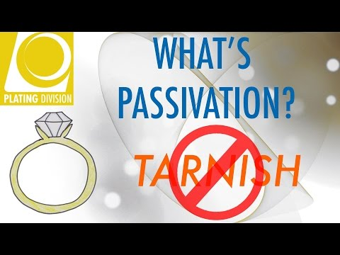 Anti-tarnish explained! (Passivation In Jewelry)
