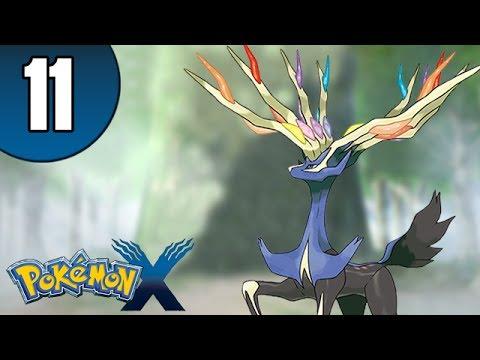 Pokémon X et Y épisode 11 [Let's Play FR]- Une route 14 bien effrayante !