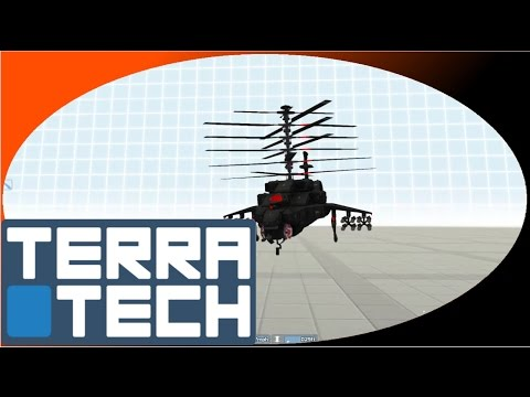 Terra Tech:Ep 15 Hawkeye Chopper