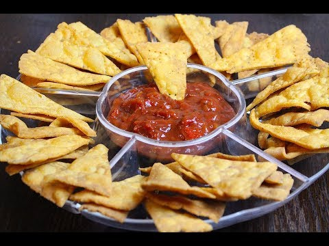 HOMEMADE NACHOS *COOK WITH FAIZA*