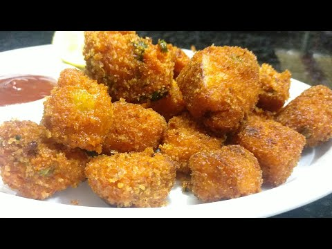 Fish Bites | Fish Nuggets & popcorn recipe ,Fish pakora kids favourite recipe for iftari