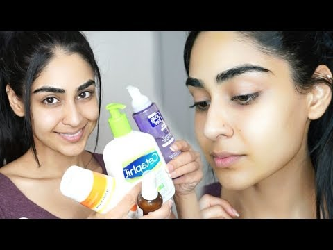 My Skincare Routine - Dry Sensitive Skin + How I Remove My Makeup