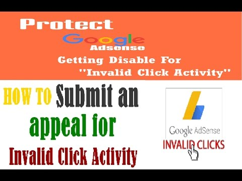 How to find Invalid Click Activity on youtube channel And How to keep Google Adsense Account Safe