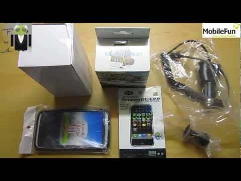 The Ultimate accessory pack for your Smartphone & Tablet - tested on HTC One X - Samsung Apple ...