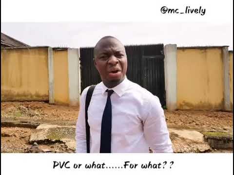 Skit : Mc Lively - PVC or VISA