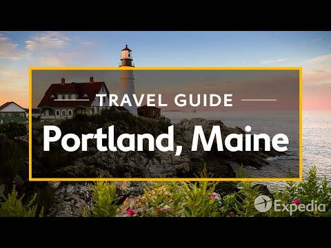 Portland, Maine Vacation Travel Guide | Expedia (4K)