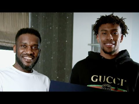 Alex Iwobi & Jay-Jay Okocha | BIG interview with Nigeria's first family of football