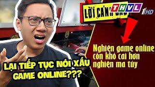 CHƠI GAME ONLINE HẠI HƠN CẢ NGHIỆN MA TÚY?? (Sơn Đù Vlog Reaction)