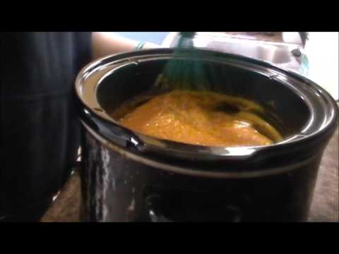 Making Kombucha Cream Soap