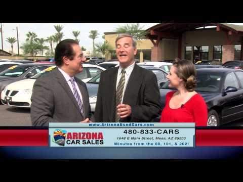 Buy the same car as the new car dealer for less at Arizona Car Sales in Mesa, Arizona!