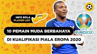 10 Pemain Muda Berbahaya Di Kualifikasi Piala Eropa 2020
