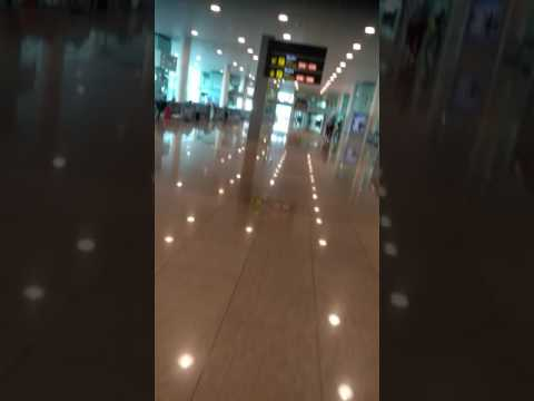 Arrival Barcelona El Prat Airport