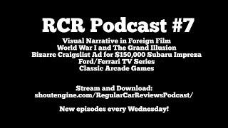 RCR Podcast #7: The Craigslist Subaru