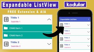 How To Make Extension | App Inventor Extensions Create | Thunkable