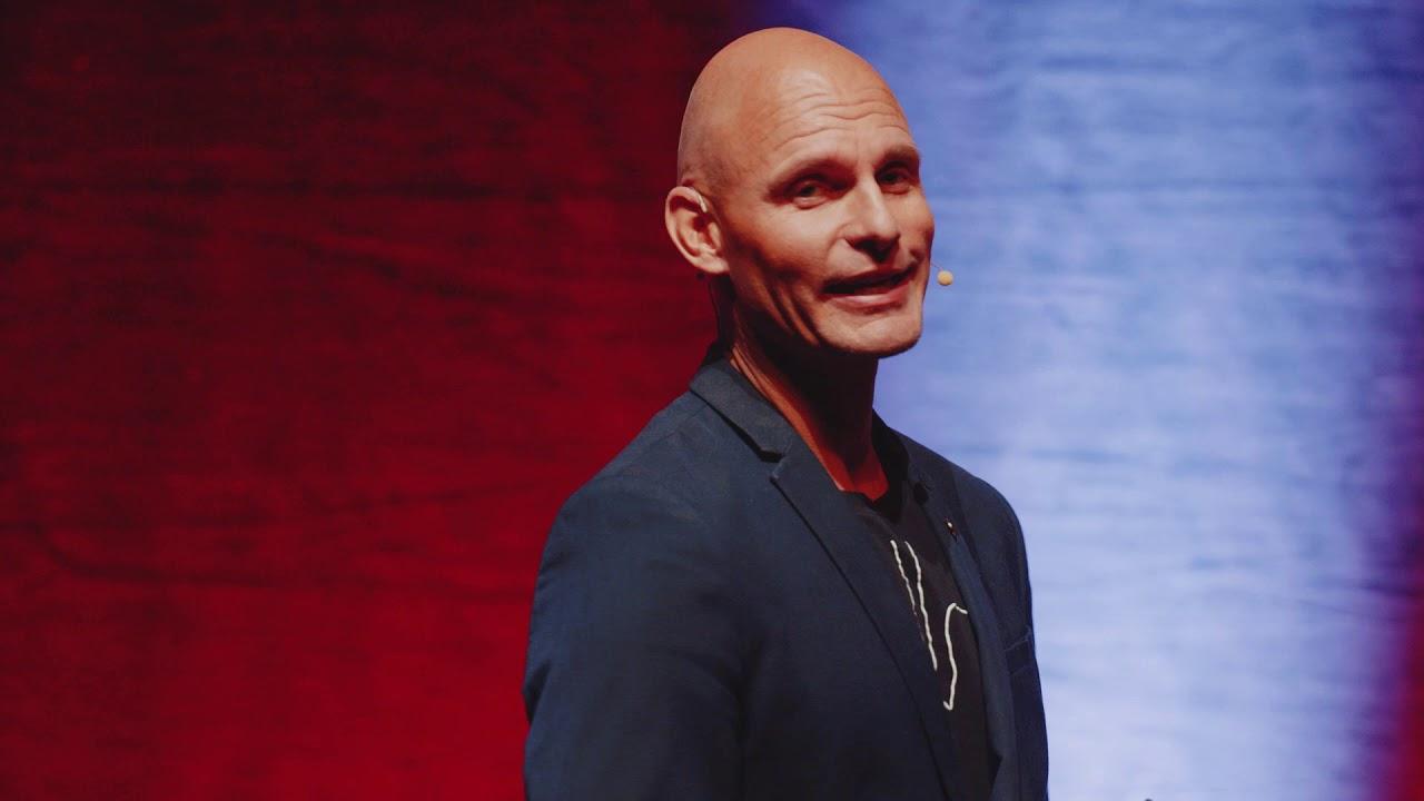 Breathholding is the new black  | Stig Severinsen | TEDxOdense