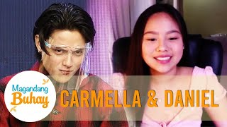 Daniel as a big brother to Carmella | Magandang Buhay