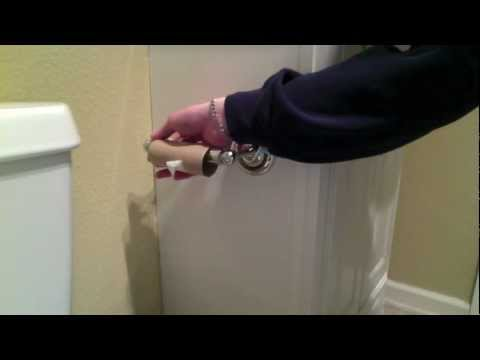How to change a toilet paper roll