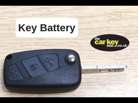 Key Battery Nemo, Bipper, Fiorino, Relay, Boxer, Ducato