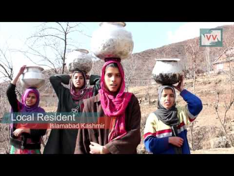 People in this south Kashmir Village Trek Miles for Potable water - Shafat Reports
