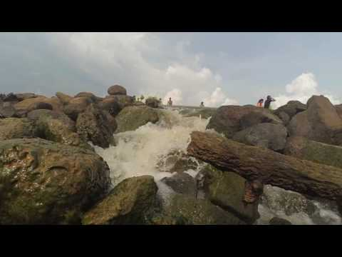 Water in cambodia Kompongtom Provinces,
