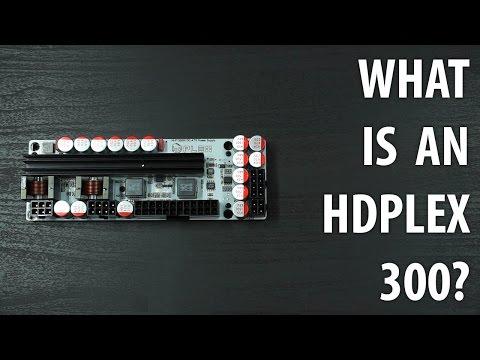 HDPlex 300W PSU: Explained