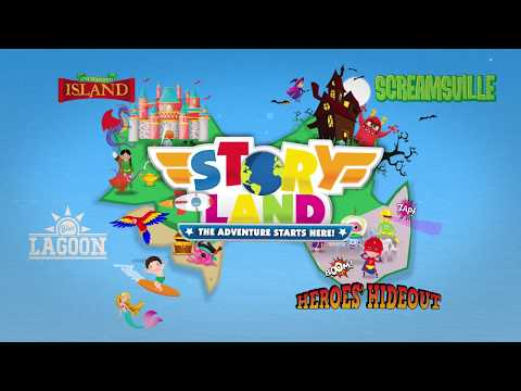 Storyland Creative Writing Competition for 5-7 year-olds