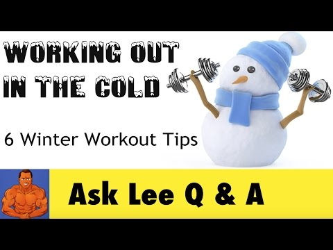 6 Winter Workout Tips to Reduce Muscle Stiffness & Soreness