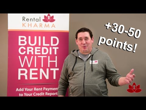 How to build credit with RENT? - Rental Kharma
