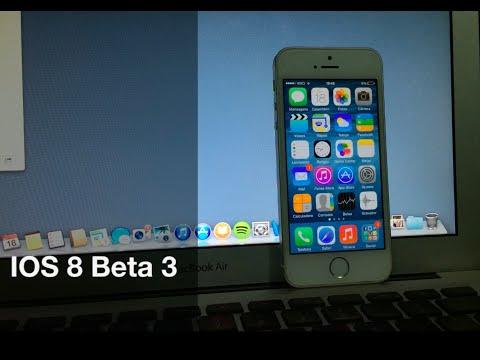 Novidades do iOS 8 (Beta 3)