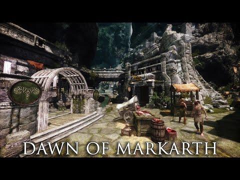 TES V - Skyrim Mods: Dawn of Markarth