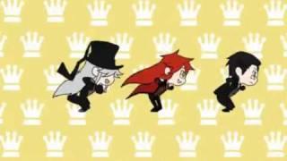 Black Butler dance no macabre ^^