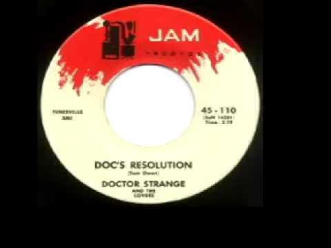 Doctor Strange & The Lovers -