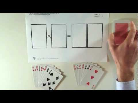 Times Tables Game - Tables Combination