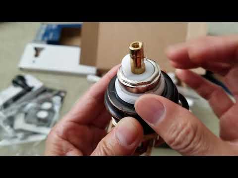 How To Remove Delta Valdosta Hot & Cold Handles +  Seats & Springs Repair! 5 20 18