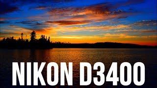Nikon D3400 Photo & Video Sample