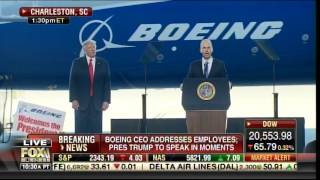 AWESOME! Boeing Employees Chant