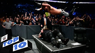 Top 10 SmackDown LIVE moments: WWE Top 10, Feb. 14, 2017