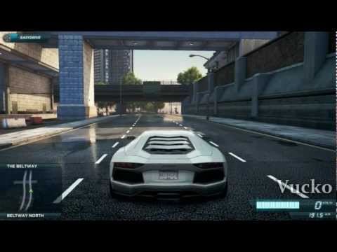 NFS Most Wanted 2 Top 8 Best Engine Sound Cars