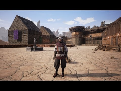 Conan Exiles - Building a Cathedral - The floorplan - 50
