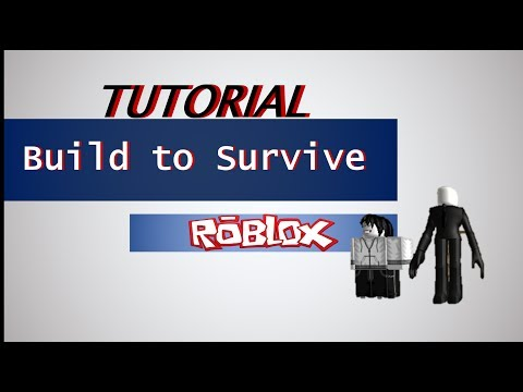 How to Make a Build to Survive Game on Roblox!