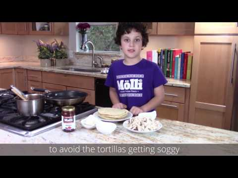 How to avoid my enchiladas come out seriously soggy?