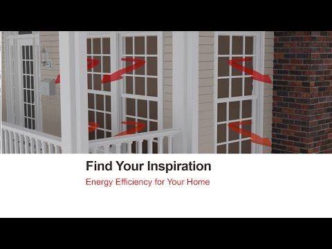 Bali Blinds | Energy Efficiency for Your Home