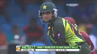Pakistan Cricket Last over winning ****