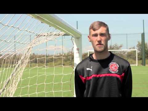 Ashley Roach - Sportsturf Apprentice - Fleetwood Town FC