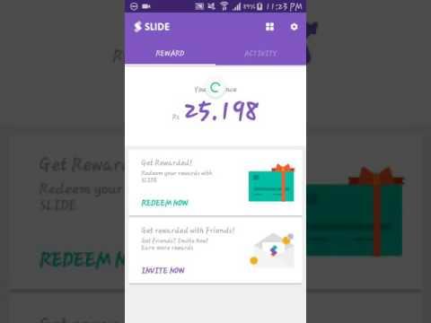 Slide recharge app hack 2017