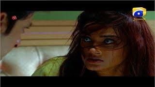 SAAYA - Best Horror Scene 07 - Shams Nay Jaisay Hi Kuch Phonka Tu   HAR PAL GEO