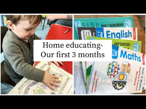 Starting home education in the UK