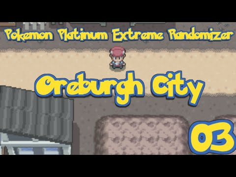 Pokemon Platinum Extreme Randomizer Episode 3 - Oreburgh City