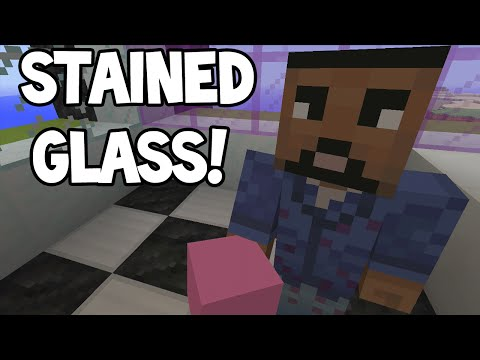 Minecraft (Xbox360/PS3) - TU25 Update! - Stained Glass CONFIRMED + More Info!