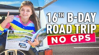 Download 16th Birthday Road Trip **No Parents** Video
